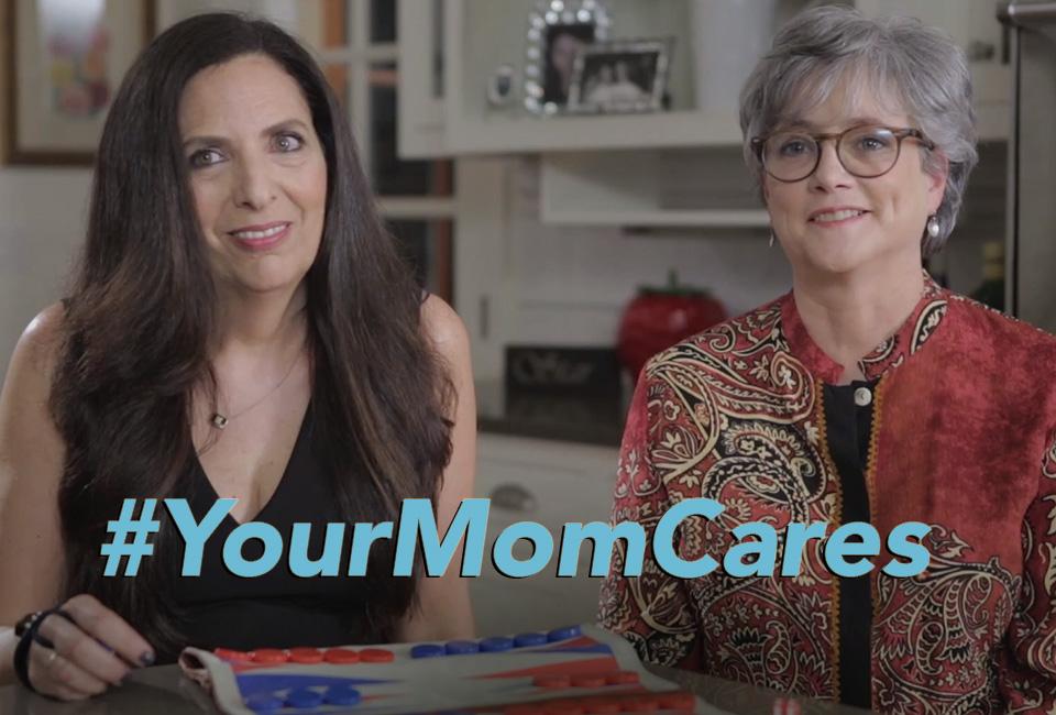 Celebrity Moms Endorse Obamacare