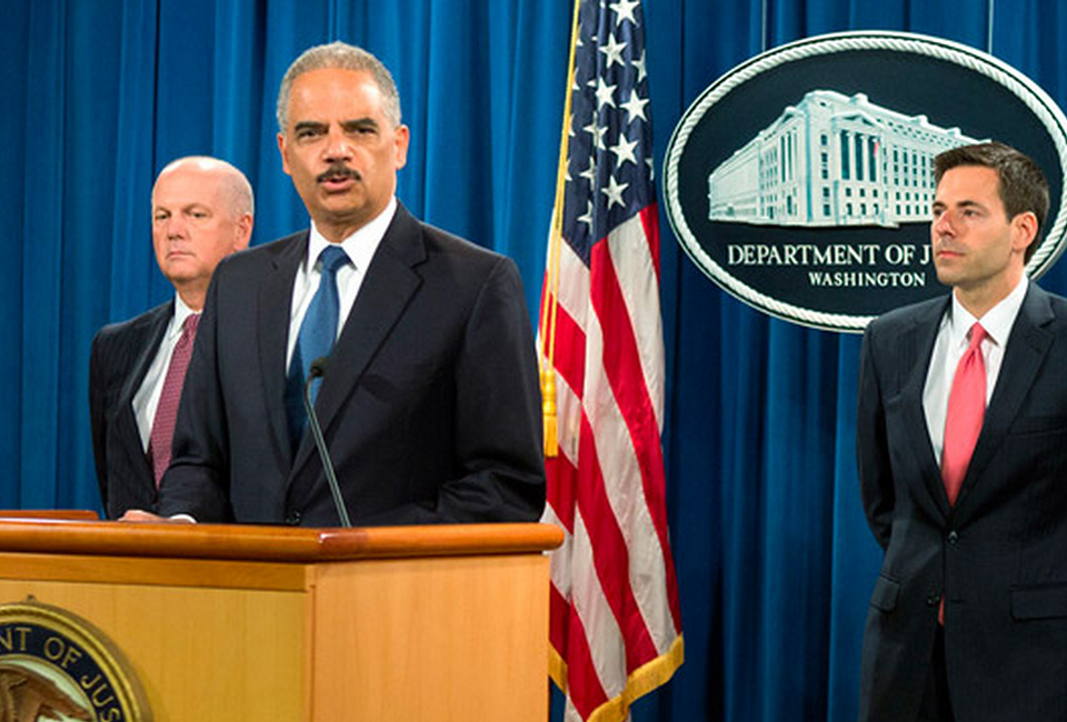 America Indicts Chinese Military Officers Over Hacking