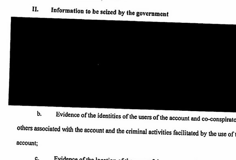 Documents: Feds Targeting Others Over Snowden Leaks