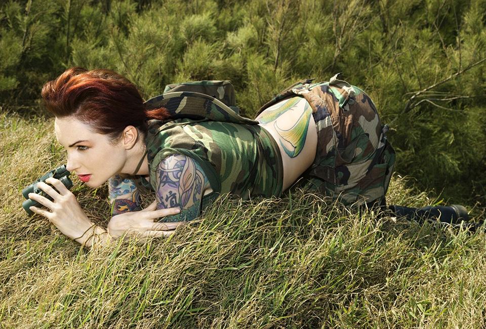 Army's New Tattoo Regulations Cut Deep