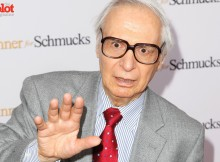 The Amazing Kreskin at an event in 2010. The mentalist turns 80 next year. (© Martin Roe ./Retna Ltd./Corbis photo)