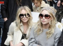 Though he adores most celebrities, there are a famous few who scare Michael Musto. I mean, let's face, who isn't creeped out by the Olsen twins, really (© Fairchild Photo Service/Condé Nast/Corbis photo)