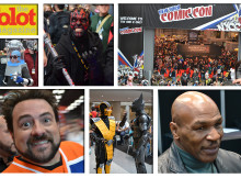 It was one hell of a weekend at NYCC. (Photos by Tom Roarty)
