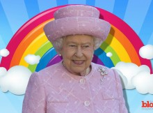 Scotland Yard says there are serious concerns about Queen Elizabeth's security because of gay staff at Buckingham Palace using apps like Grindr to hookup. (© Kalpana Kartik/Demotix/Corbis image)